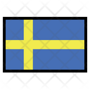 Sweden Travel Global Icon