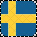 Sweden Flag Icon