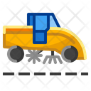 Sweeper Truck Icon