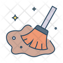 Sweeping Clean Cleaner Icon