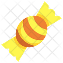 Sweet Candy Dessert Icon