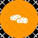 Sweet Potato Starch Icon