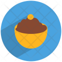 Sweet Chocolate Dessert Icon