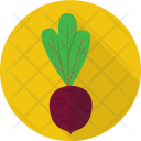 Sweet Potato Vegetable Icon