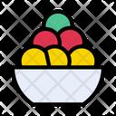 Sweet Bowl Icon