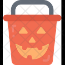 Sweet Bucket Candy Icon