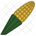Sweet Corn Sweetcorn Icon