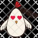 Sweet Hen Icon