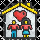 Sweet Home Sweetheart Home Icon