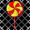 Sweet Lollipop Icon