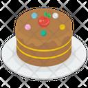 Sweet Muffin Cupcake Dessert Icon