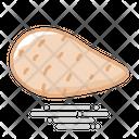 Sweet potato Icon