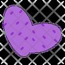 Sweet Potato Vegetable Healthy Icon