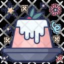 Sweet Pudding Icon