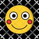 Sweet Smile Smile Cute Icon