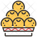 Sweets Dessert Bakery Icon