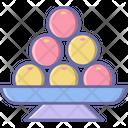 Sweets Dish Sweet Icon