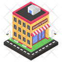 Sweets Shop Icon