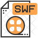 Swf Type File Icon