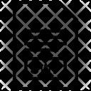 Swf File Document Icon