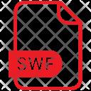 Swf File Format Icon