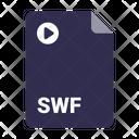 Format Swf File Icon