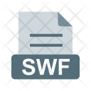 Swf File Extension Icon
