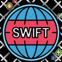 Swift Social Media Logo Logo Icon