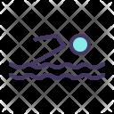 Swim Swimming Pool Icon