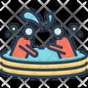 Swim Bathe Pool Icon