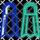 Swim Fins Flippers Swimming Accessory Icon