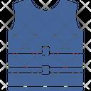 Vest Guard Life Icon