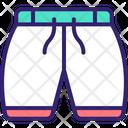 Swim Shorts Shorts Swimwear Icon