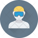 Swimmer Avatar Sports Icon