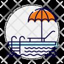 Swimmimg Pool Icon