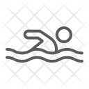 Swimming Sport Water Icon