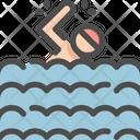 Swimming Swim Sports Icon