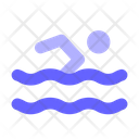 Swimming Swim Water Icon