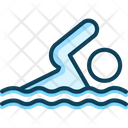 Swimming Swimmer Swim Icon