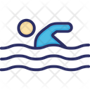 Swimming Swim Sea Icon