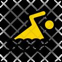 Swimming Swimmer Sport Icon