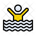 Swimming Water Avatar Icon