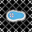Swimming Lifeguard Lifetube Icon