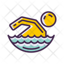 Swimming Icon