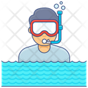 Swimming Swimmer Water Sports Icon