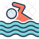 Swimming Natation Swim Icon