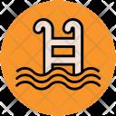 Swimming Pool Leisure Icon