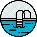 Swimming Pool Travel Icon