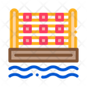 Swimming Barrier Icon