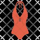 Swim Suit Costume Icon